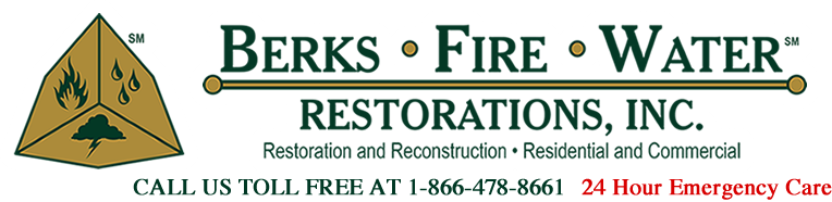 Berks ● Fire ● Water Restorations